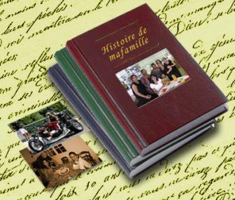 livre histoire familiale
