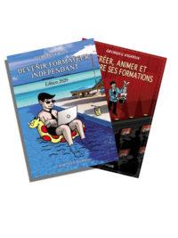Bundle 2 livres : Devenir formateur indépendant ET Créer, animer et vendre ses formations